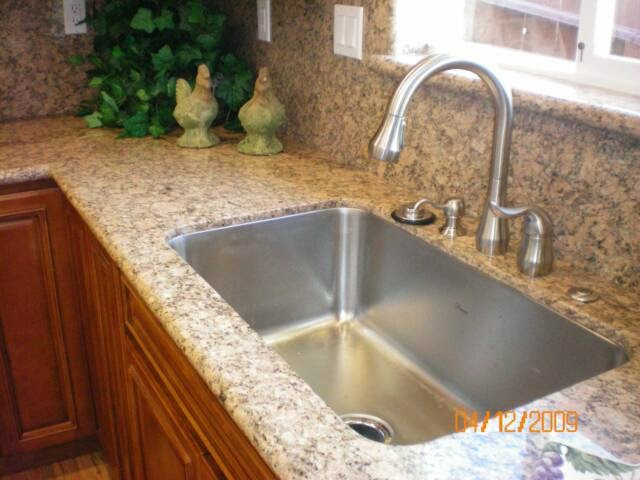 Kitchen Sink Plumbing Ideas
