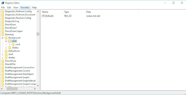 Menambahkan Shortcut Aplikasi pada Klik Kanan Desktop Windows (2)