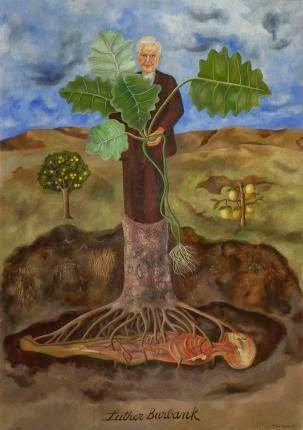 Kahlo Luther Burbank