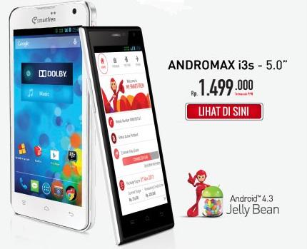 Smartfren Andromax I3s | Ultra Pixel Shots