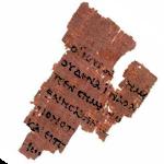 Texto do Evangelho de João