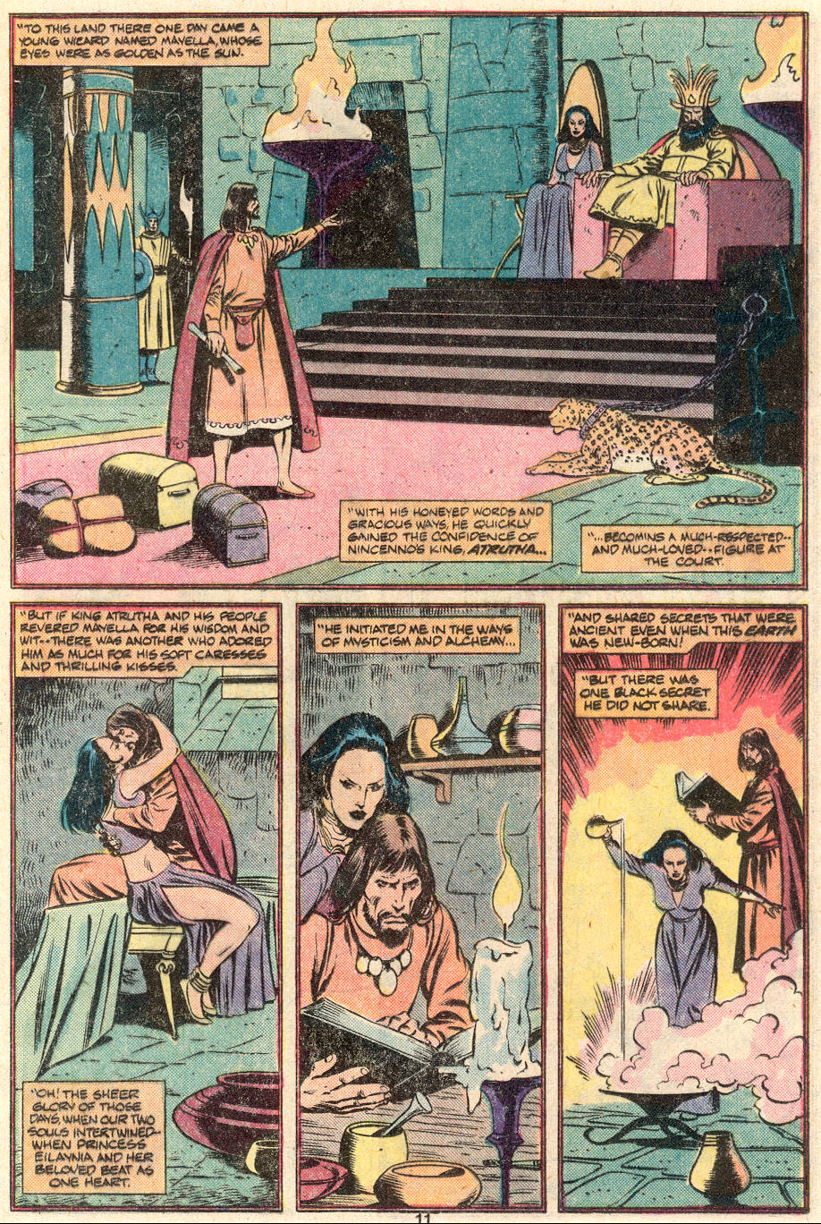 Conan the Barbarian (1970) Issue #124 #136 - English 9