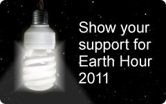 Earth Hour 60, 26 maret