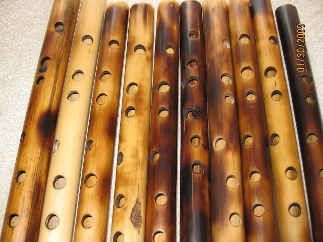 Bamboo Flutes2