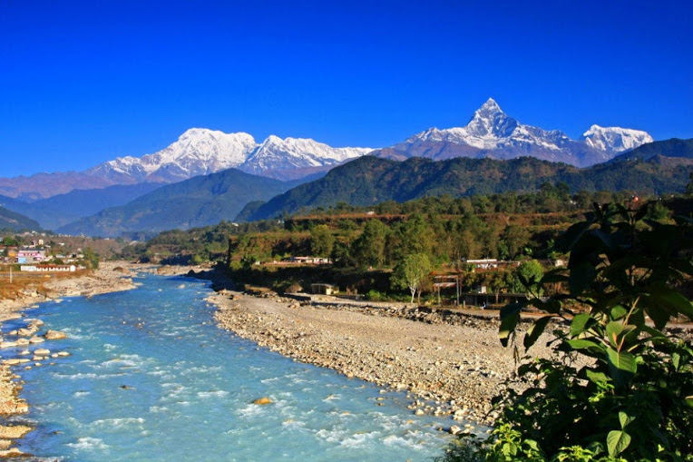 The Most Beautiful Place Of Nepal Born To Win