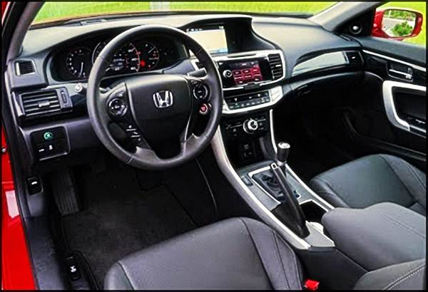 2016 Honda Accord Sport Review