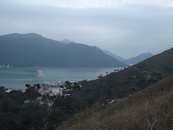 The fjords of Norway, I mean Tai O on Lantau.