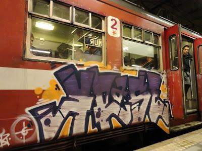 KRASE graffiti