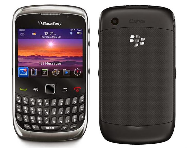 Harga BlackBerry Curve 9330