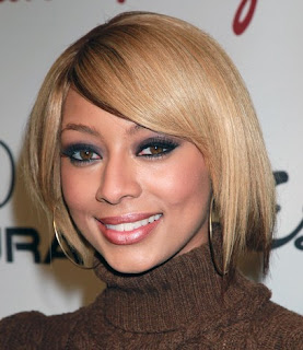 Keri Hilson Hairstyles - Celebrity hairstyle ideas for girls