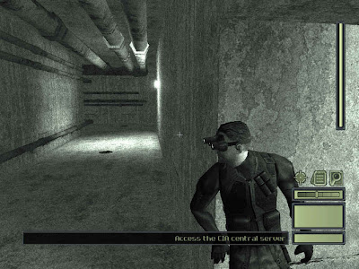 Splinter Cell Screenshots