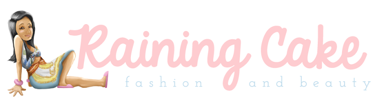 Raining Cake | A UK Fashion and Beauty Blog