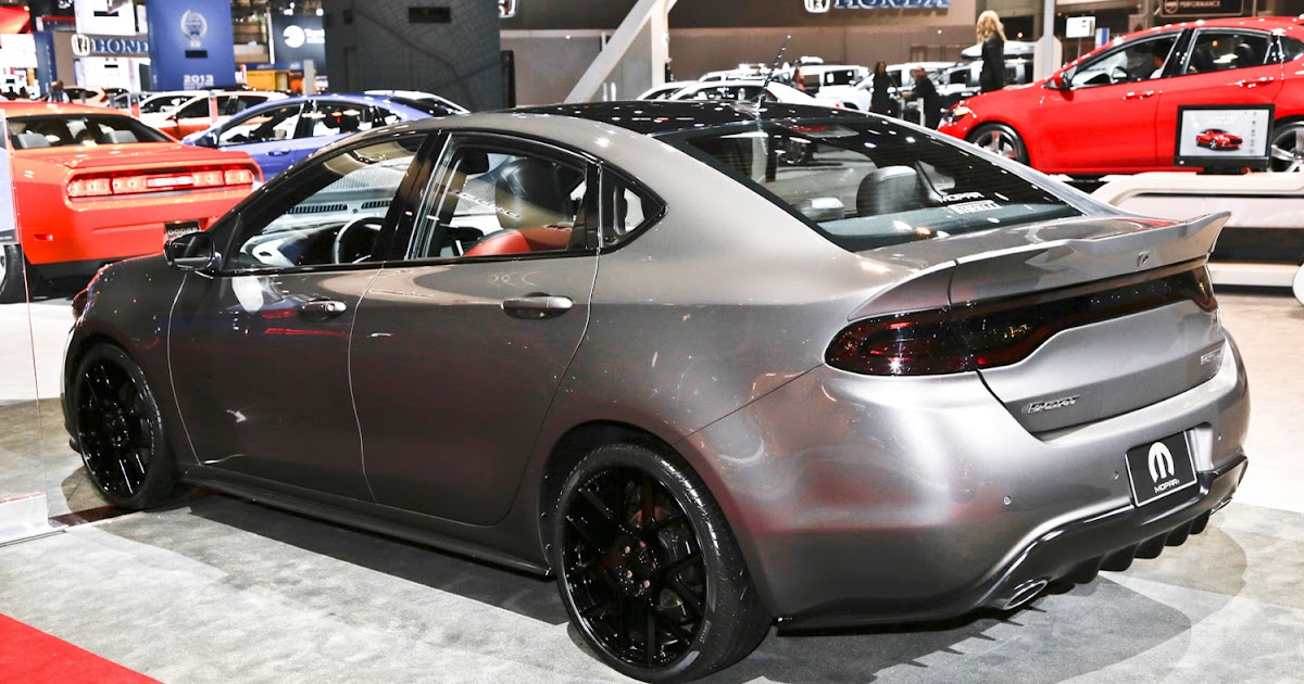 Cars Model 2013 2014: Dodge Dart to Blow into Windy City ...
