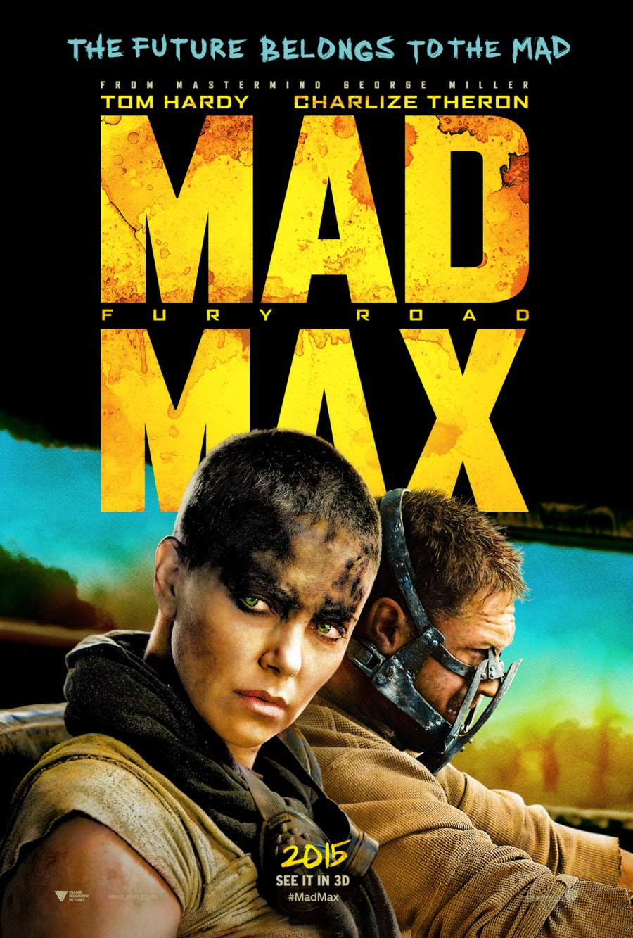 Mad Max: Fury Road 2015 - Full (CAM)