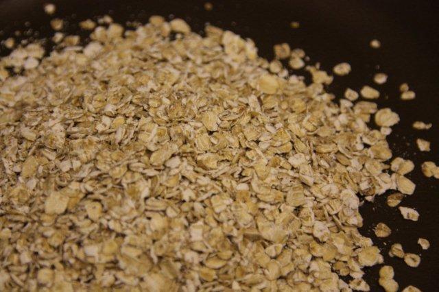 Gachas de avena - Porridge