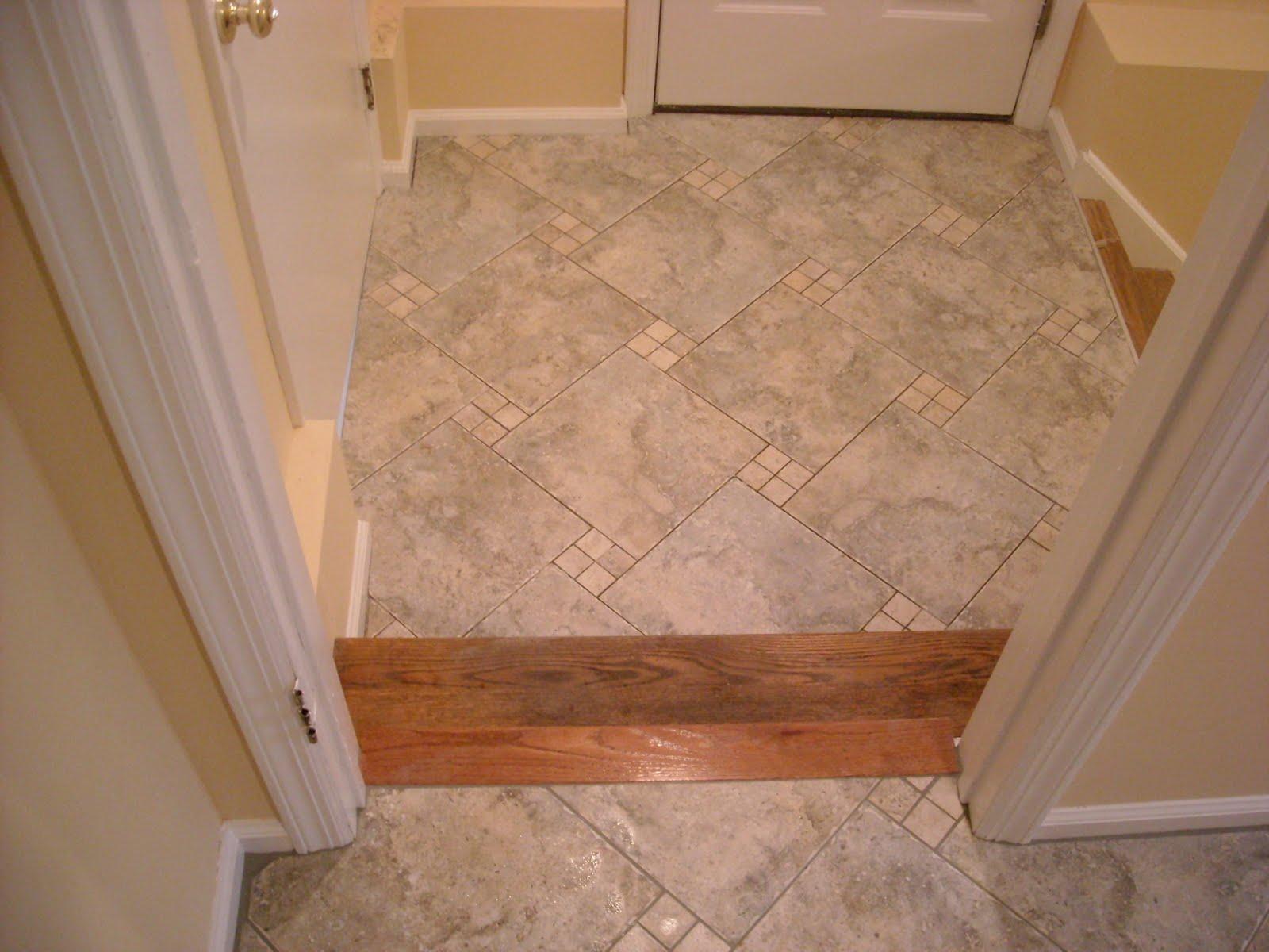 Pinwheel Layout Floor