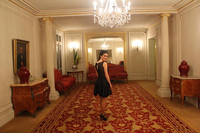 diana dazzling, fashion blogger, fashion blog,  cmgvb, como me gusta vivir bien, dazzling, luxury, parís, parís fashion week, aw 2013, hotel Plaza Athenee, Agustin Teboul, Dior Institut