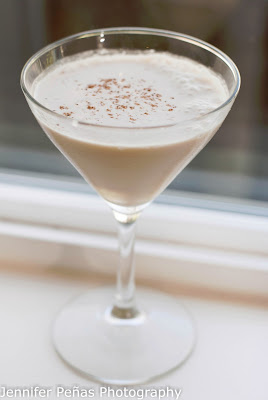 Brandy Alexander ~ A Year of Cocktails