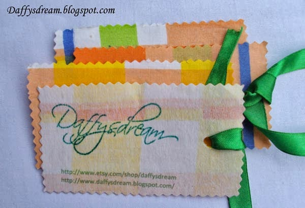 DIY Business Card