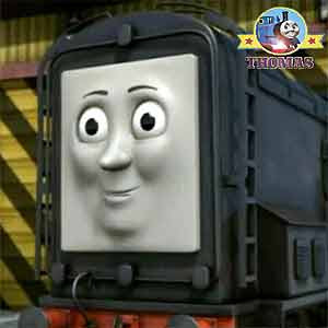 The ending to this Island of Sodor story was so happy even Thomas and friends devious diesel smiled