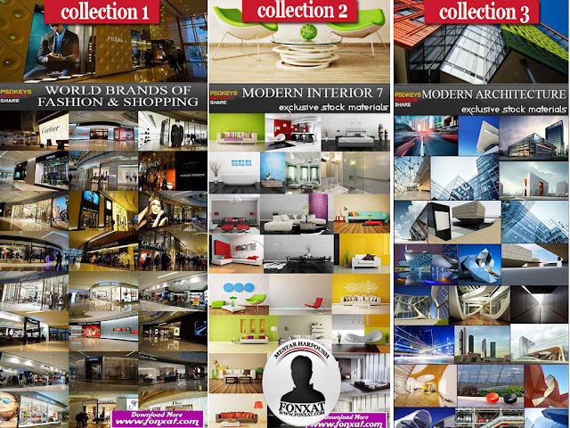 مجموعة كبيرة جدا من الصور عالية الجودة لتصميمات مولات وفنادق