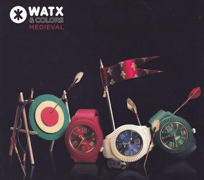 Colección Medieval de Watx&Colors.