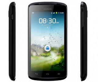 Harga dan Spesifikasi Huawei - Ascend G500 Terbaru