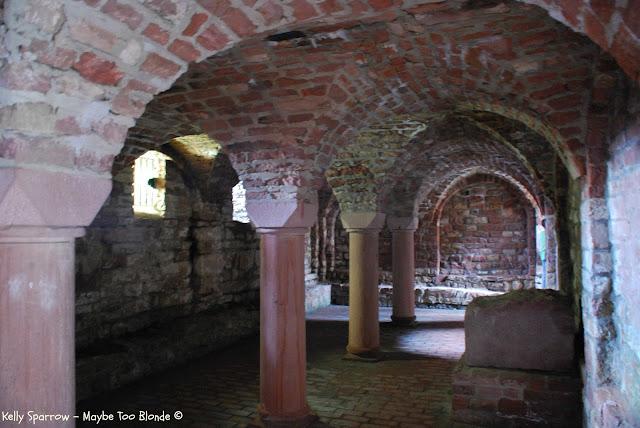 Michaelskloster, Heidelberg, Monastery of St. Michael