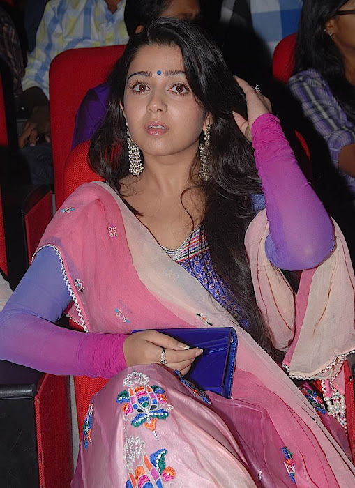charmi at businessman audio launch, charmi new actress pics
