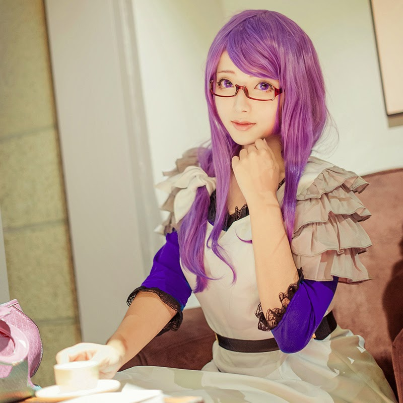 tokyo ghoul cosplay rize