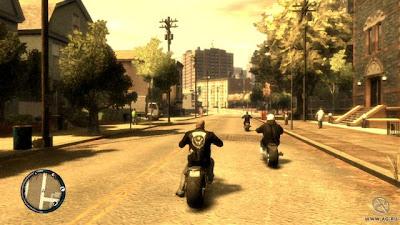 GTA IV: Episodes from Liberty City Screenshots 2