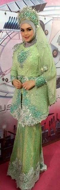 OHSEM! Gambar Fesyen Meletop Siti Nurhaliza Di AJL30 Buat Lelaki Terlopong Mulut... WOWW!!