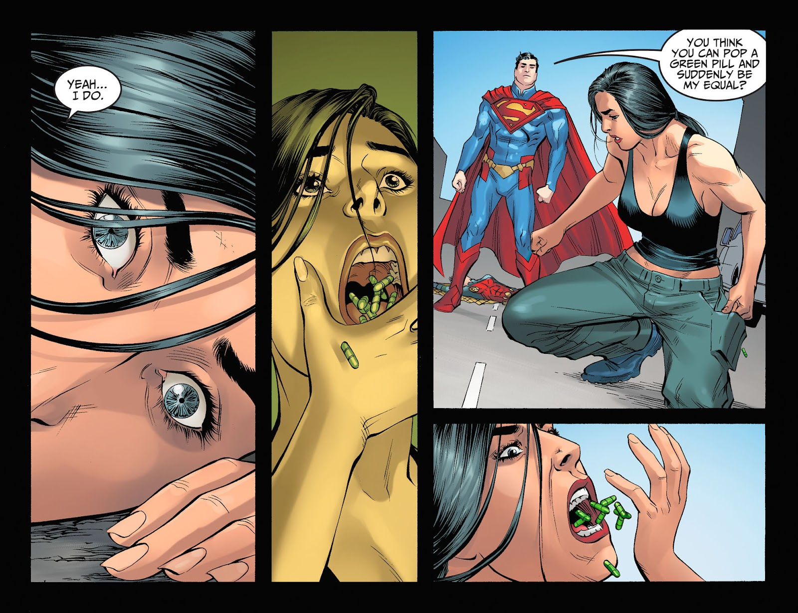 Injustice: Gods Among Us Year Four Issue #3 #4 - English 20