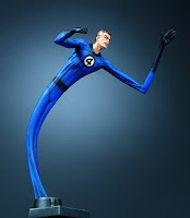 Mister Fantastic (Marvel Comics) Character Review - Statue Product