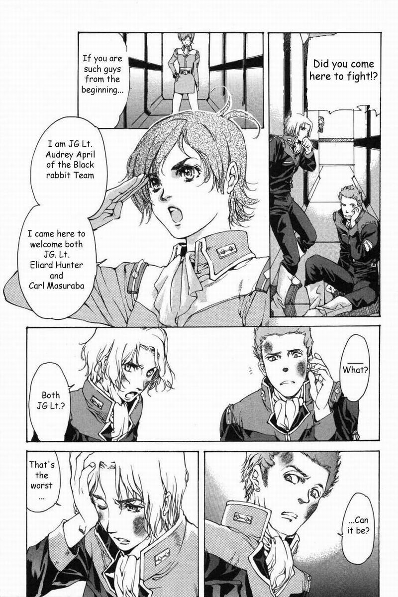 I Am Here Manga Black Rabbit
