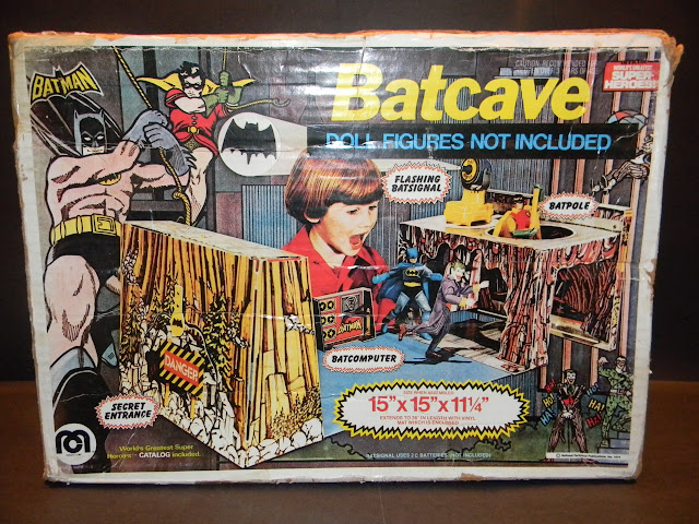 Batcave Toy Room Better Living Through Toy Collecting