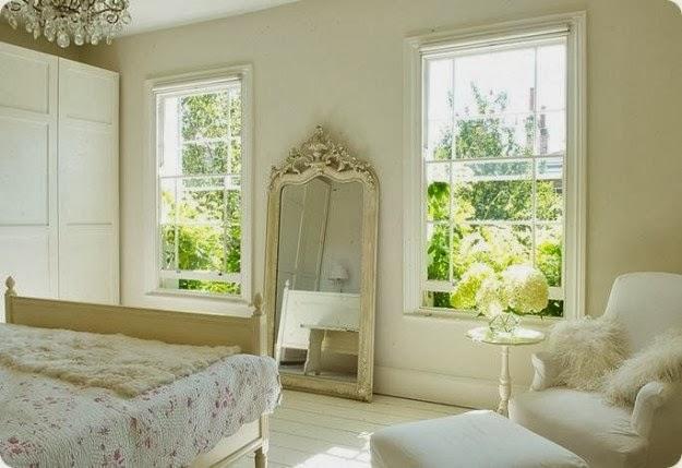 Dormitorio colores claros