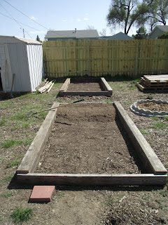 Ready for Spring: Raised Bed Garden