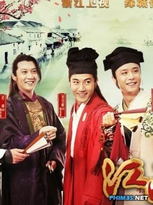 Tứ Đại Tài Tử Giang Nam-The Four Scholars In JiangNan