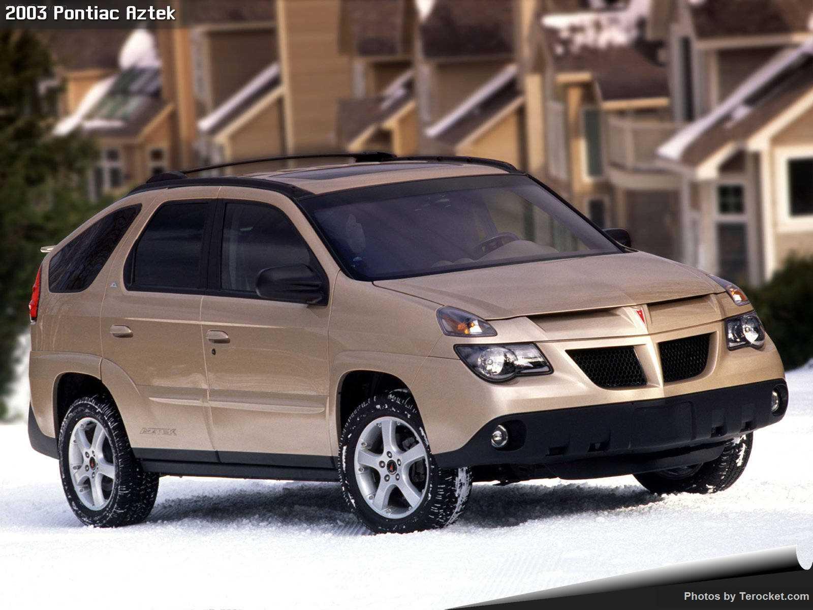 Hình ảnh xe ô tô Pontiac Aztek 2003 & nội ngoại thất