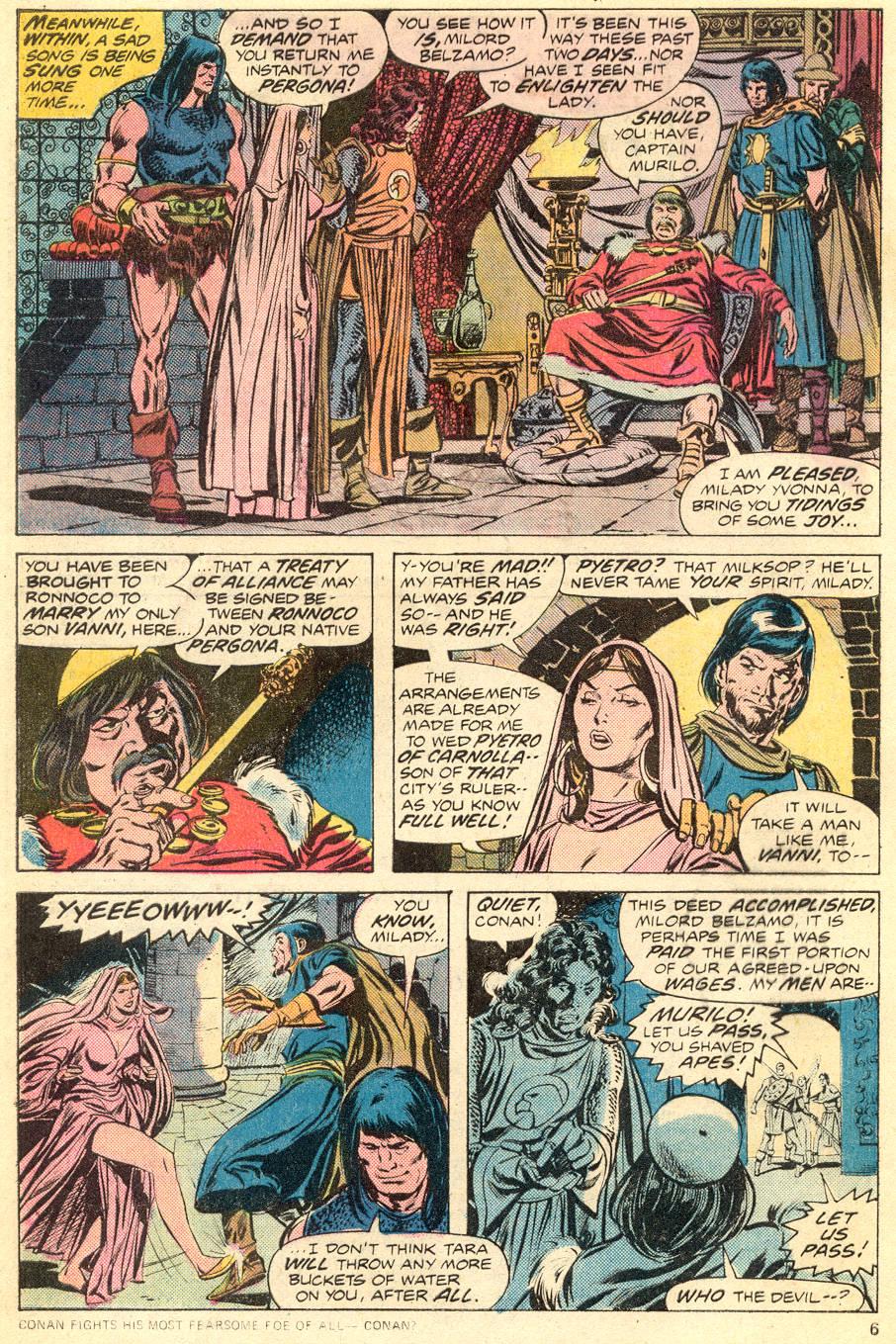 Conan the Barbarian (1970) Issue #54 #66 - English 5