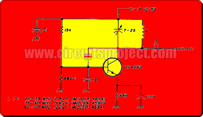 project of overtone crystal oscillator circuit diagram circuit diagram rh circuitslead blogspot com