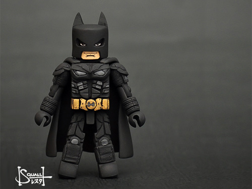 Dark Knight Rises Batman Minimate