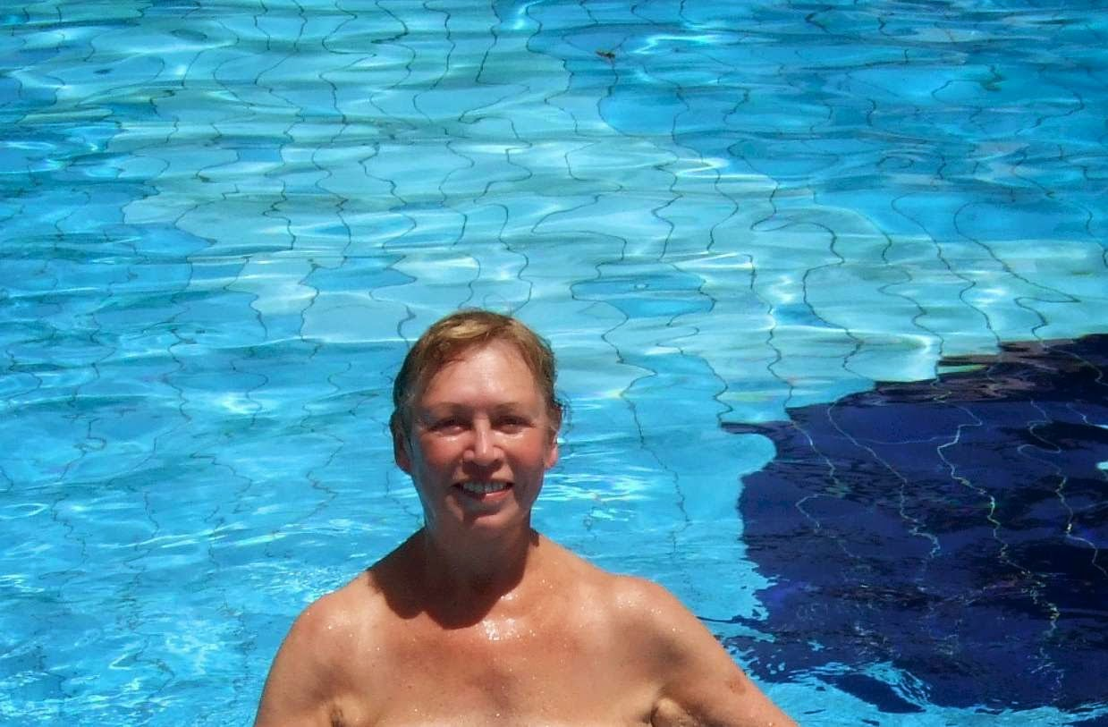 Big breasted mature women nudists