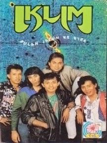 Iklim - Bulan Jatuh Ke Riba  ( Full Album 1991 )