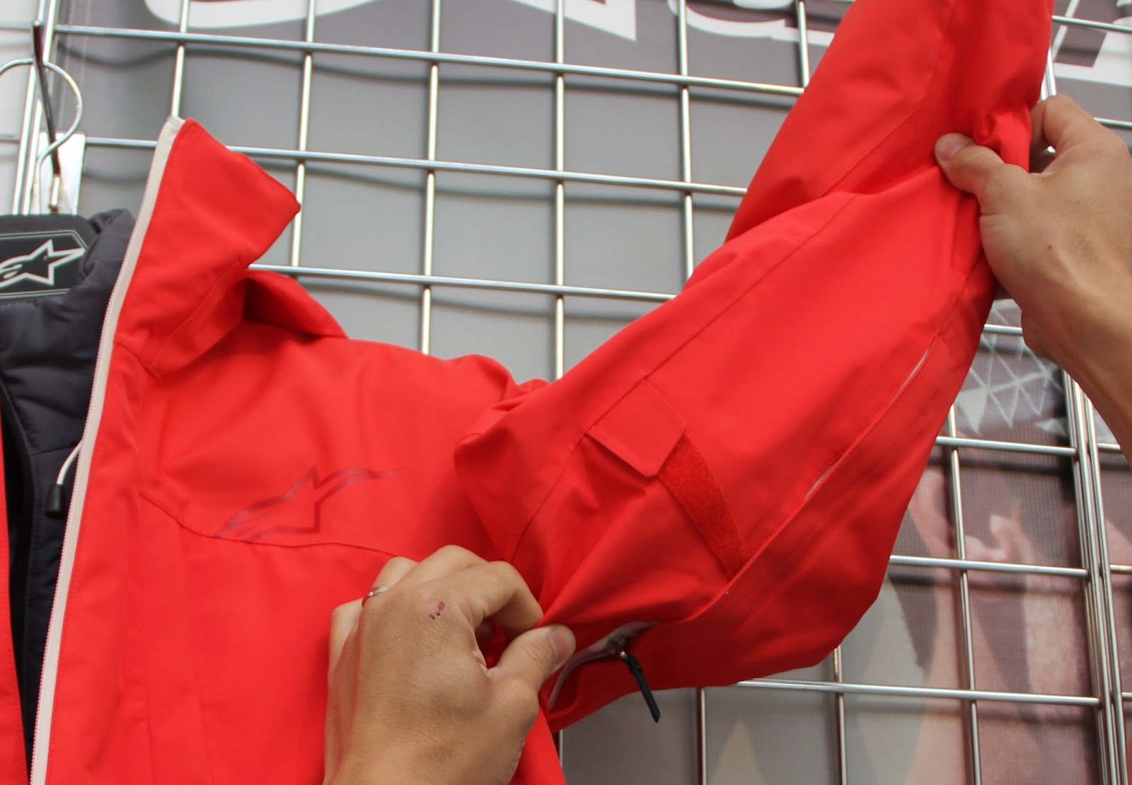 Pit Venting Pit Zips Underarm Vents)-btw