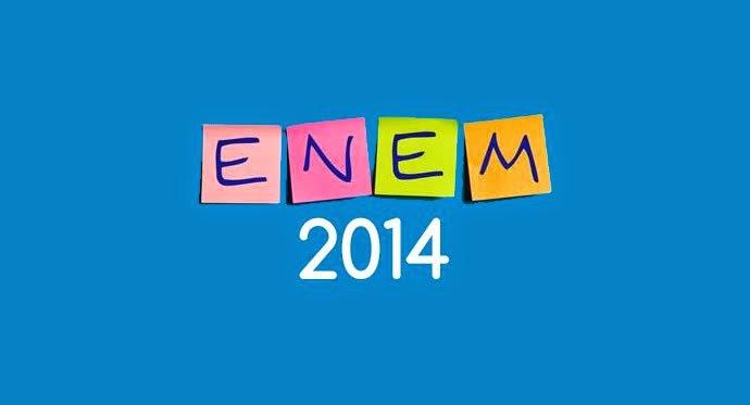 Confira o gabarito extraoficial e a correção das provas do Enem 2014