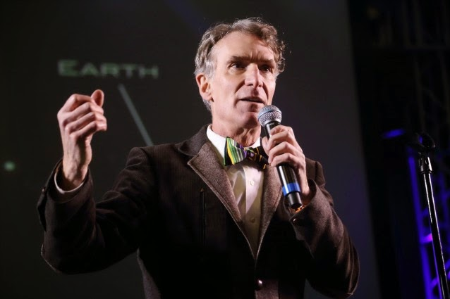 Bill Nye, the Science Guy (Credit: AP) Click to enlarge.