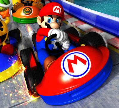 Kart racing, Mario, Mario Kart, Nintendo 3DS, Nintendo Wii, Nintendo, Sega Racing, Sega, gaming, racing games, Future Pixel, videogames, article