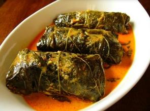 Resep Masakan Buntil Talas